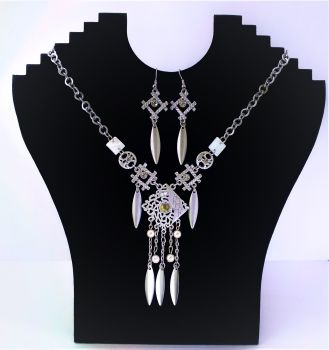 LADY JOYCE SILVER SET
