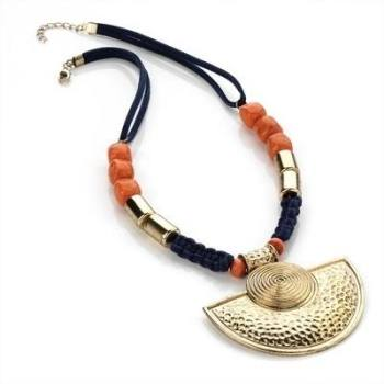 BROOKE: TRIBAL NECKLACE