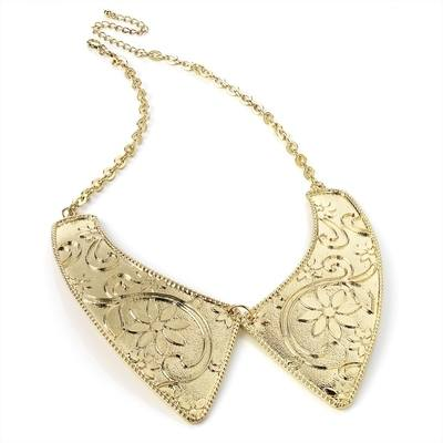 Edith: Gold Collar Necklace