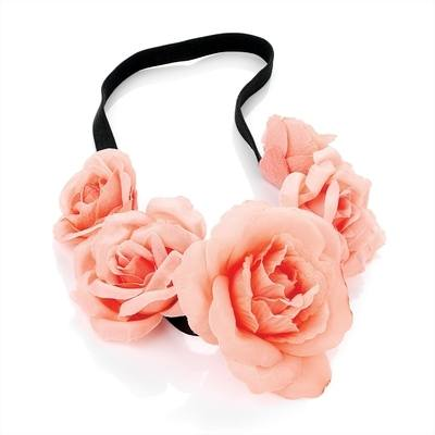 Aspa: Floral Crown Headband