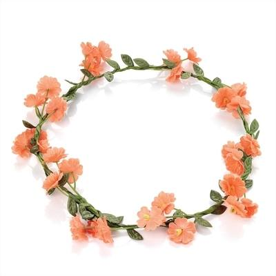 Gabrielle: Floral Headband Crown