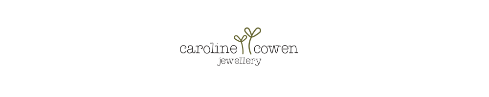 Caroline Cowen Jewellery, site logo.