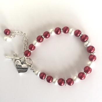 First Communion Bracelet