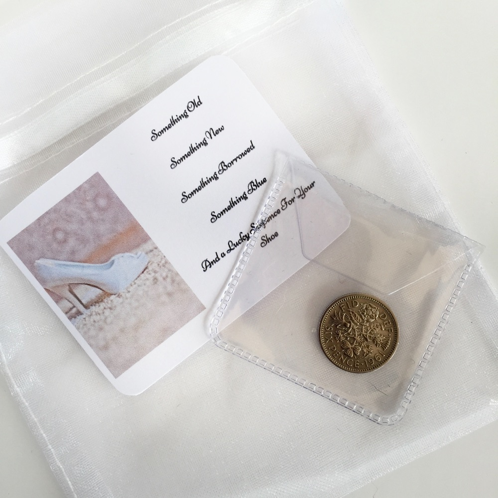 Silver Sixpence Gifts