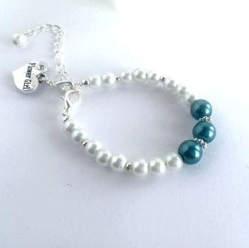 Teal Wedding Jewellery