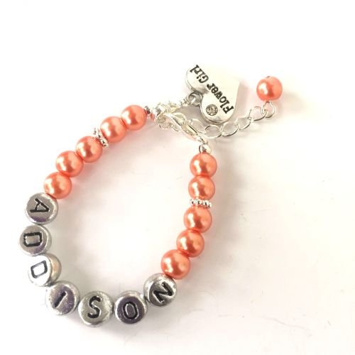 Name Bracelet for Girls