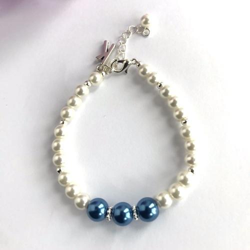 Pearl Bridesmaid Bracelet