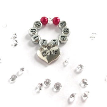 Custom Wine Charms