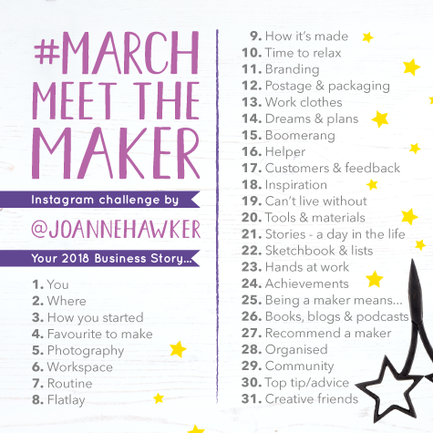 march-meet-the-maker-prompts-2018