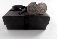 British Coin Cufflinks