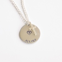 Personalised Communion Necklace