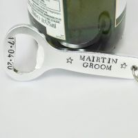 Groom Bottle Opener