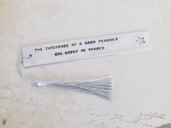 Teacher Bookmark Gift