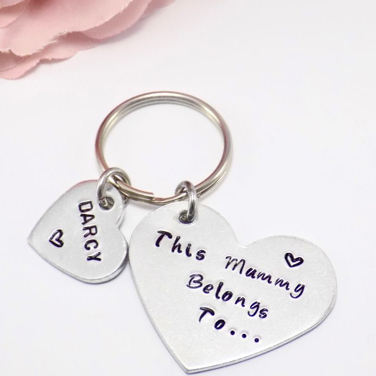 Key Rings and Bag Charms
