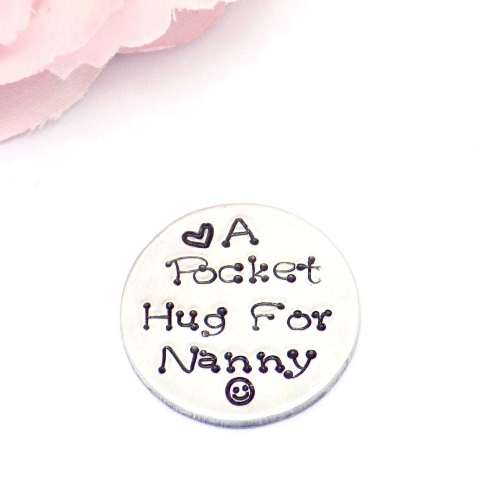 Pocket Hug for Nanny