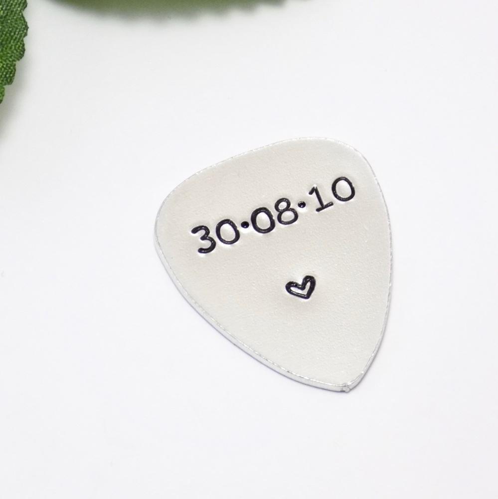 Anniversary  Guitar Pick