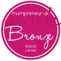 Bronze mumpreneur Award