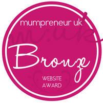 Bronze mumpreneur Award