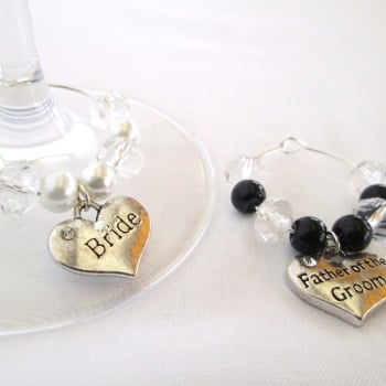 Wine Charms for Wedding
