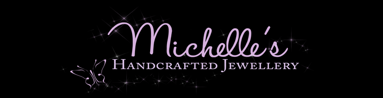 Michelle's Handcrafted Jewellery, site logo.