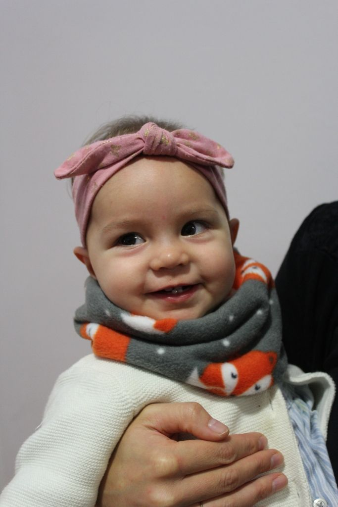 Baby Neck Warmers (up to 12 months) with no masks