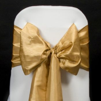 gold-taffeta-sashes