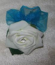 buttonhole teal