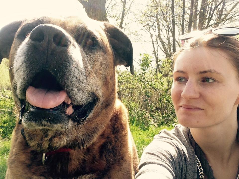 Hannah Cubbon - ForPaws Dog Trainer, Senior Dog Walker & Pet Care Co-Ordinator