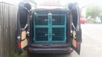 ForPaws Van Crate System
