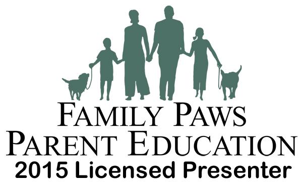 Family Paws Parent Educator UK