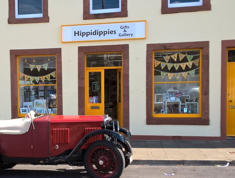 Hippidippies shop