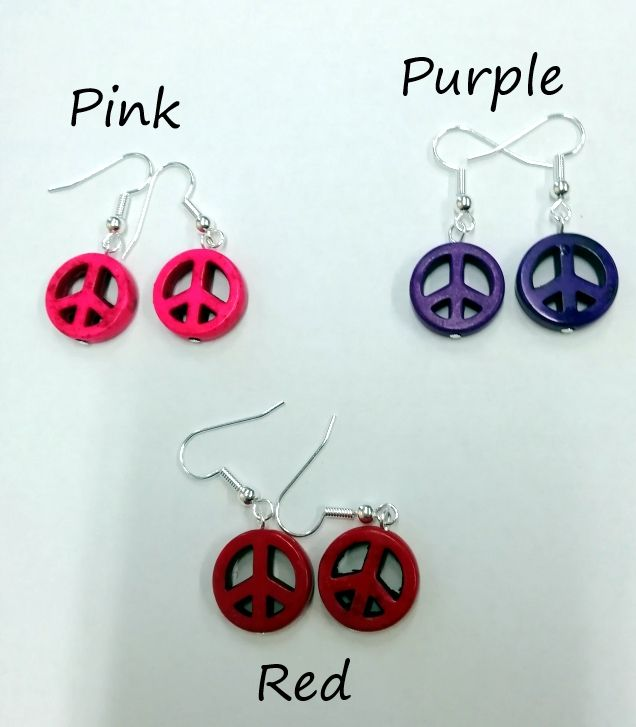 CND earrings