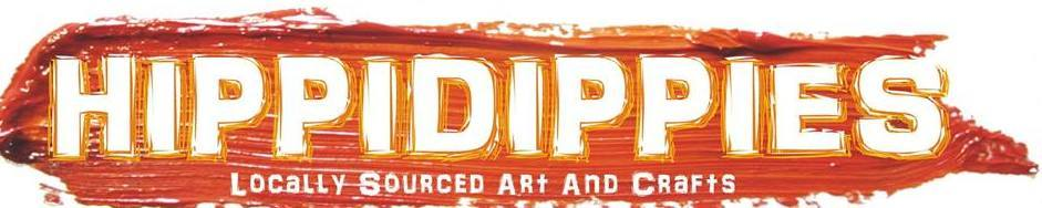 www.hippidippies.co.uk, site logo.