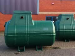 Airotec sewage treatment plant