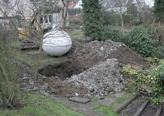 Septic Tank Ready For Installation