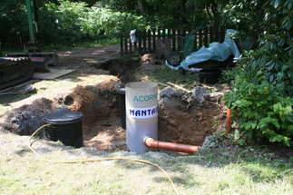 Septic Tank Installation Norfolk