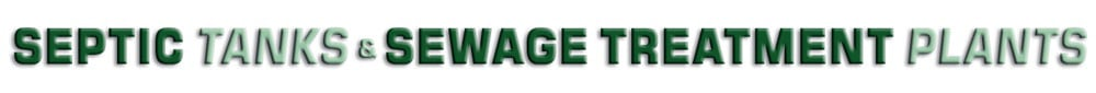 Septic Tank & Sewage Treatment Plants.co.uk, site logo.