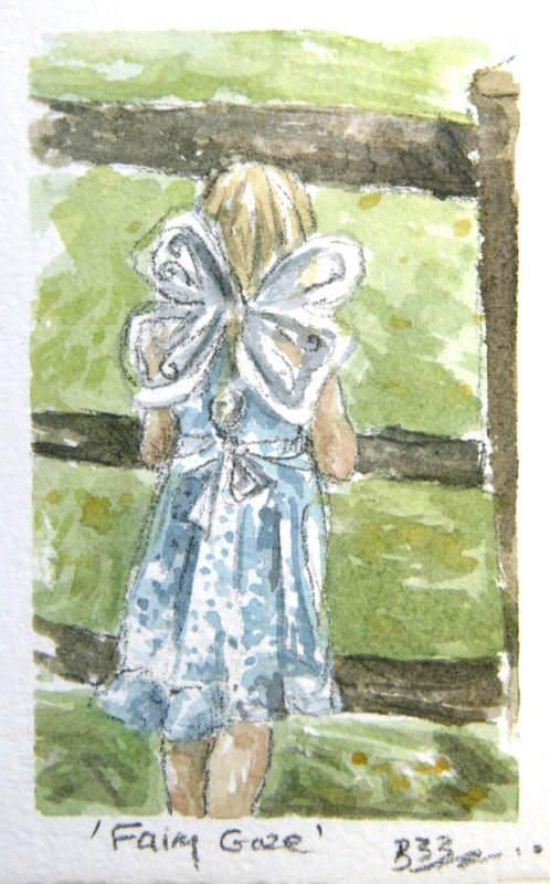 Fairy gaze