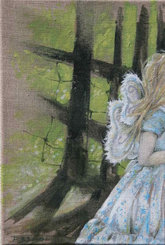 Fairy Leaving