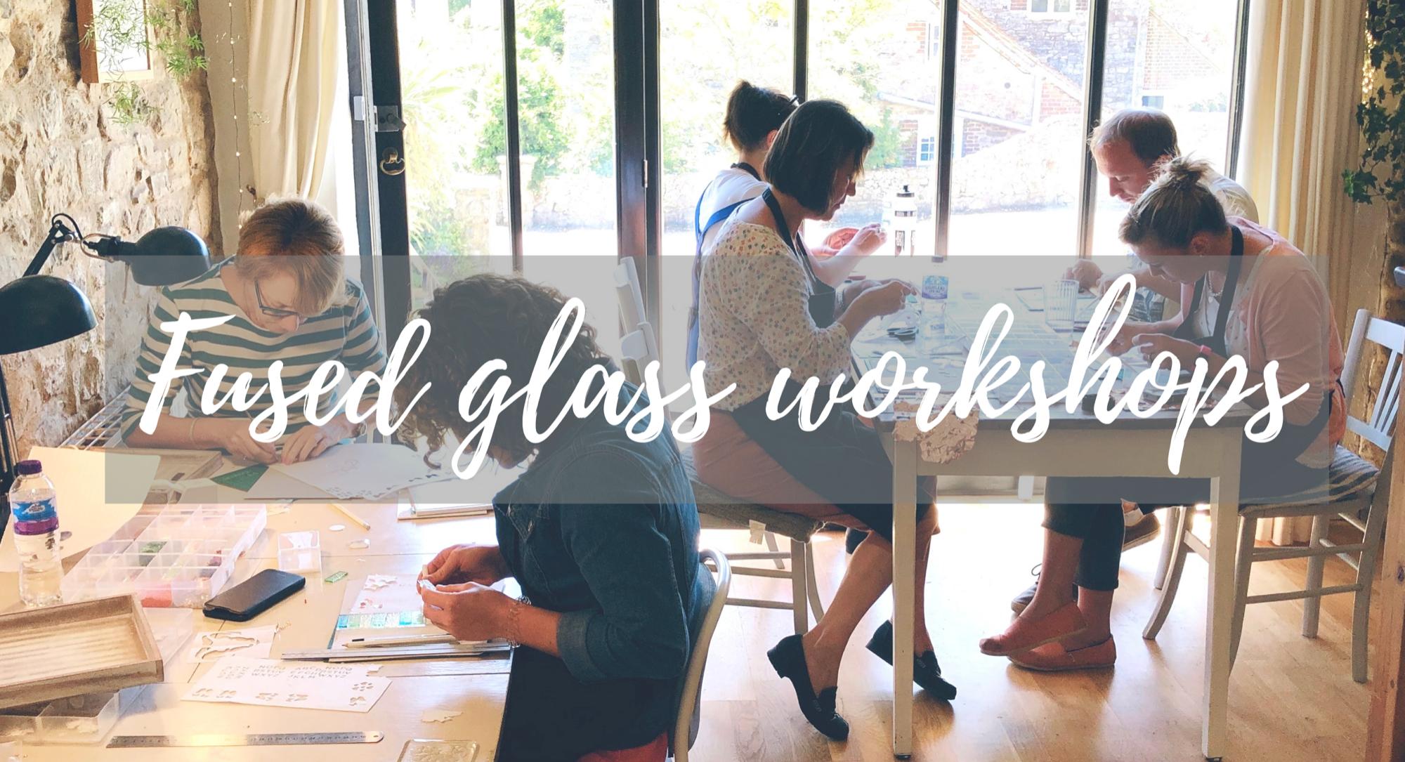 Fused glass workshops-2