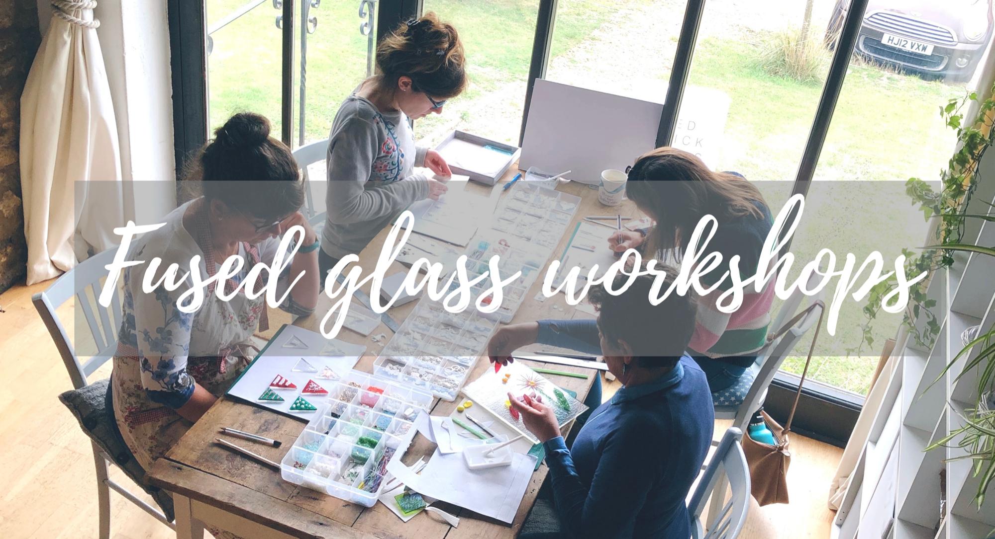 Fused glass workshops 2-2