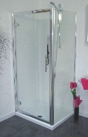 Hinged Shower Door