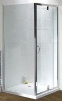 Telescopic Shower Door