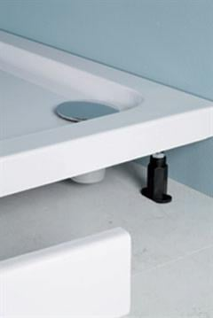 DLX Square Shower Tray Riser Kit 760mm (Pack A)