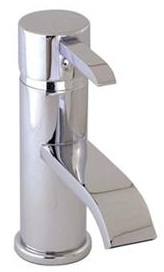 Isara Mono Basin Mixer with Pop Up Waste
