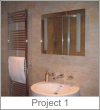 bathroom project 1