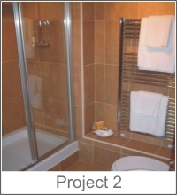 bathroom project 2