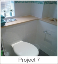 bathroom project 7