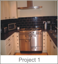 kitchen project 1