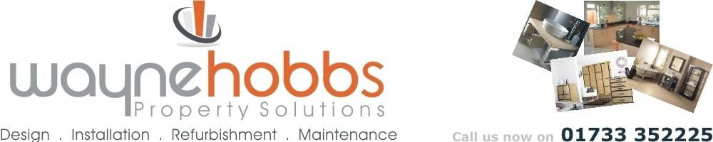Wayne Hobbs, site logo.